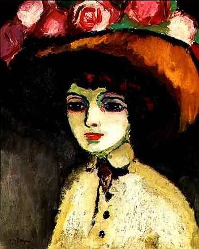 [ D ] Kees van Dongen - Woman of Montmartre (1911)