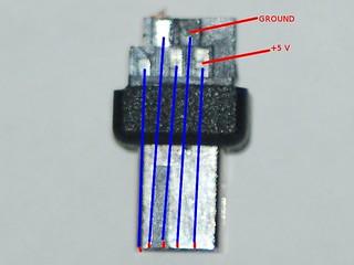 Nikon D90 10 Pin Connector Pinout (Bottom) | by Daniel J. Grinkevich
