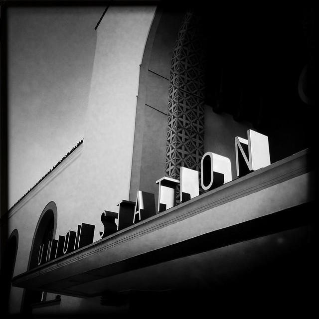 Union Station (Hipstamatic)