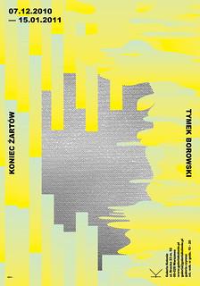 poster Tymek Borowski / Kolonie Gallery