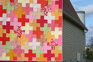 summer sherbet plus quilt | by filminthefridge