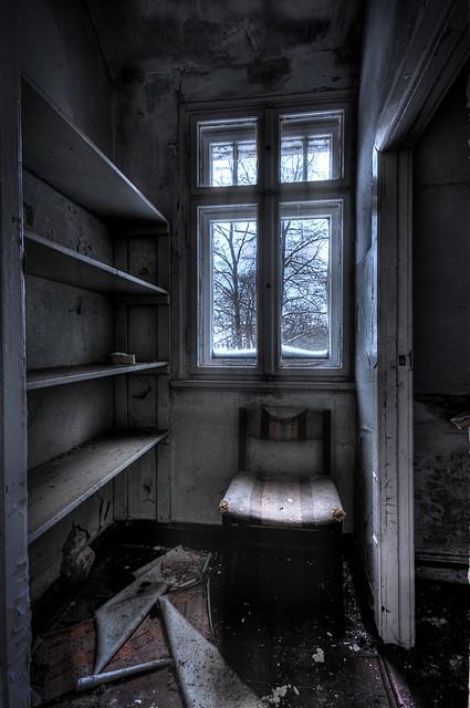 Claustrophobic Chair..