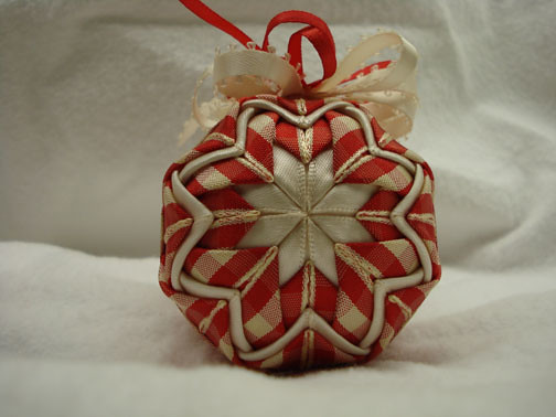 Quilted Christmas Ornaments.Quilted Christmas Ornament Quilted Christmas Ornaments A
