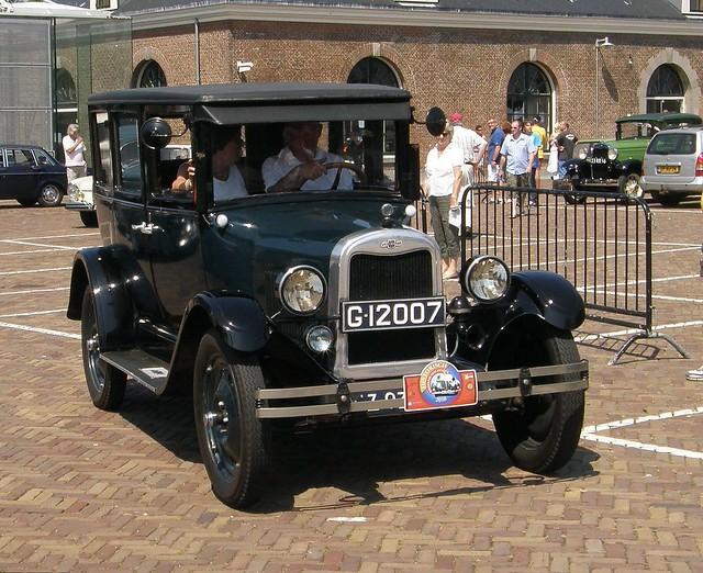 1926 Chevrolet Superior 4-door Sedan