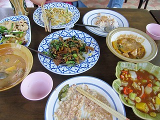 Chiang Mai Cooking School - Thai Cooking - Food - Feast | by FollowOurFootsteps