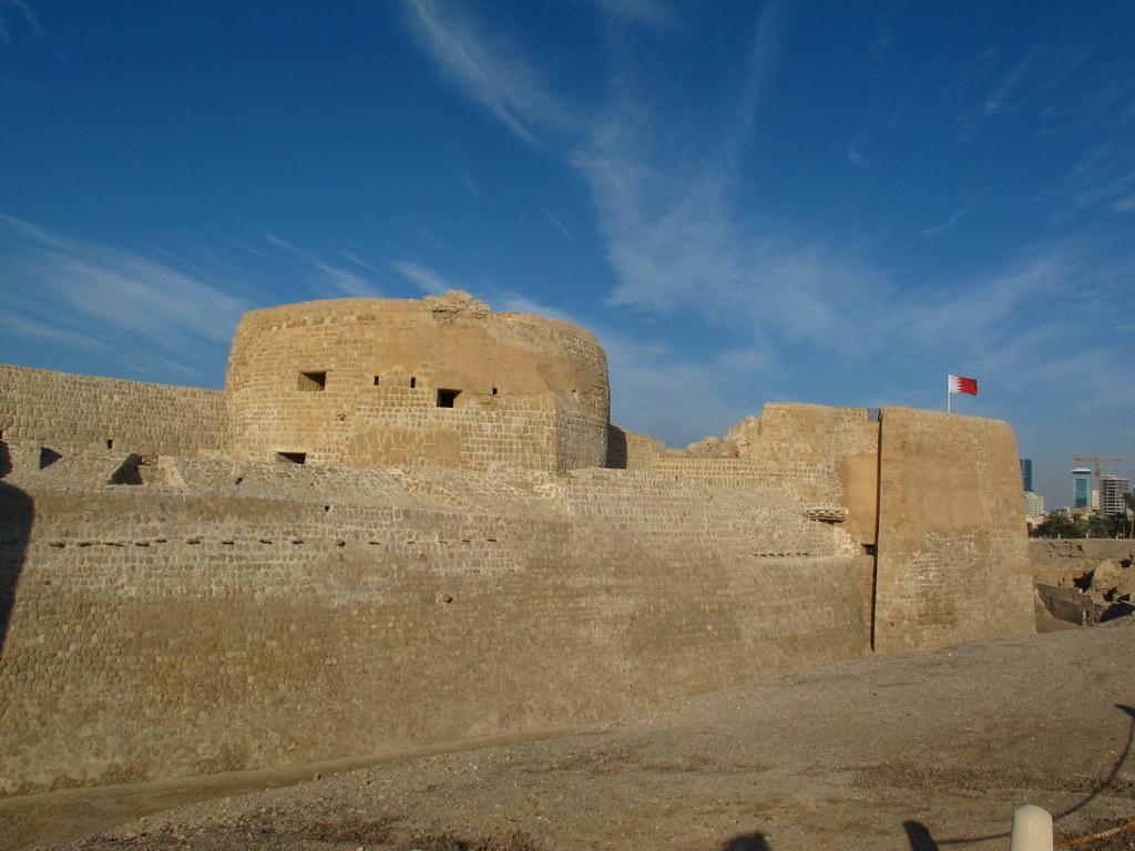 Bahrain Fort | Rick & Irene Butler | Flickr