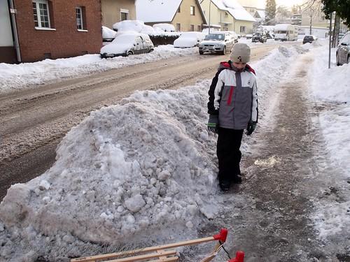 Schnee Chaos