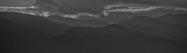 catena montuosa del Gran Sasso  (Abruzzo)
