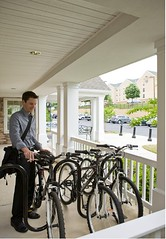 TownePlace Suites BWI bikes available