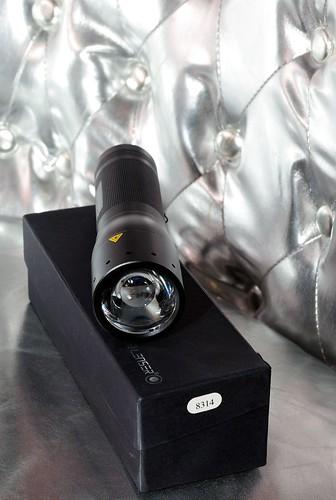 LED Lenser M14 in der Rockakademie | by tanalahy
