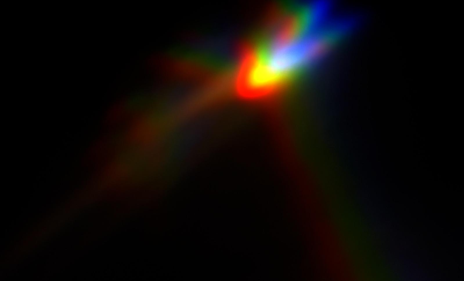 Espectro de luz 10