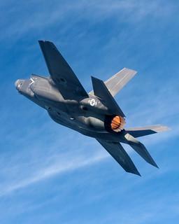 F-35B | by Lockheed Martin