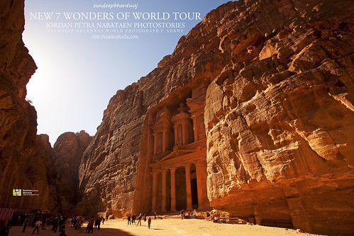 PETRA JORDAN NEW 7 WONDERS OF WORLD TOUR NABATAEN PHOTOSTORIES 1897 AWFJ | by SDB Fine Art Travel of 2 Decades to 555+ Places Ph