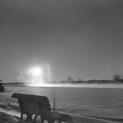 winter sun film soleil quebec hiver agfa ventura argentique steanne solinar solenad
