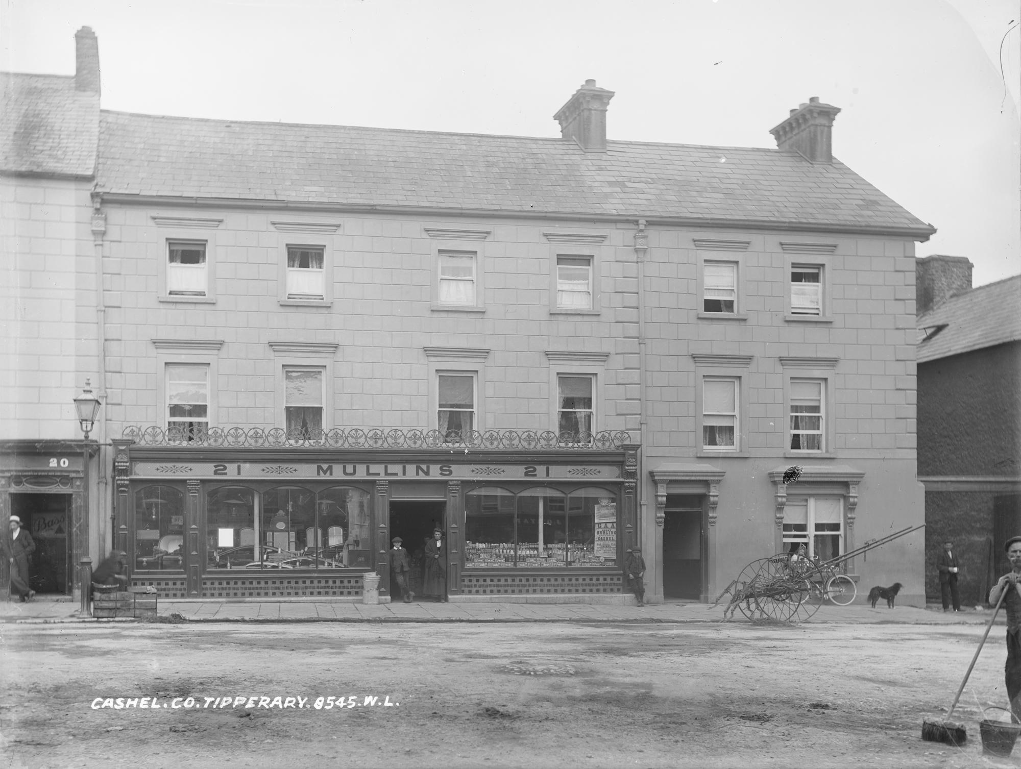 Mullins, Cashel Co.Tipperary