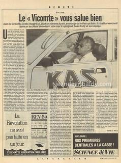 Libération, 5 janvier 1987 | by Sydney76