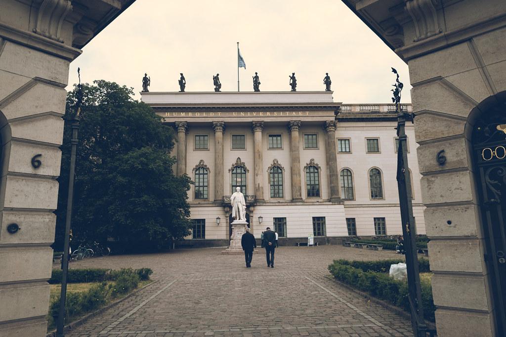 Humboldt Universität Berlin Nc
