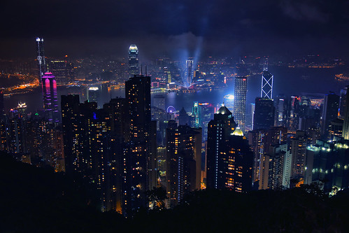 china city longexposure mountain water colors beautiful skyline architecture night mall landscape hongkong lights asia view artistic famous citylife victoria pike kowloon 2015 skycrappers hongkongskyline canon6d raulhudson1986