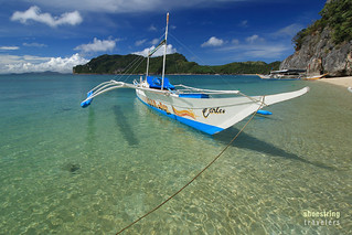 Outrigger at Antonia Beach | by engrjpleo