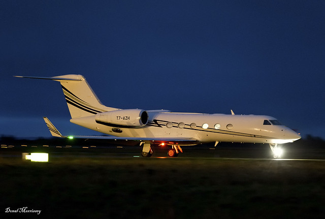 ExecuJet Middle East G450 T7-AZH