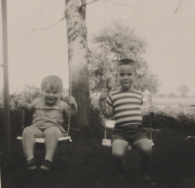 Photo Series: Old Family Photos: Karen and Ken Whytock in 1970: