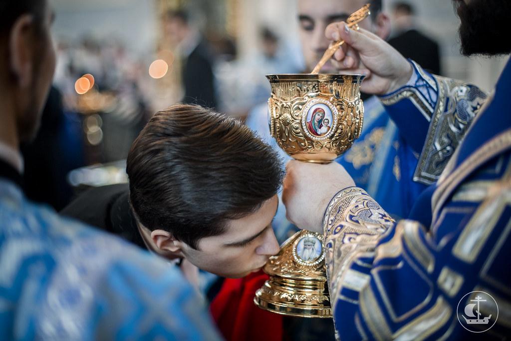 15 февраля 2017, Сретение Господне / 15 February 2017, The Meeting of Our Lord