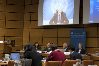 UNSCEAR Press Briefing April 2014