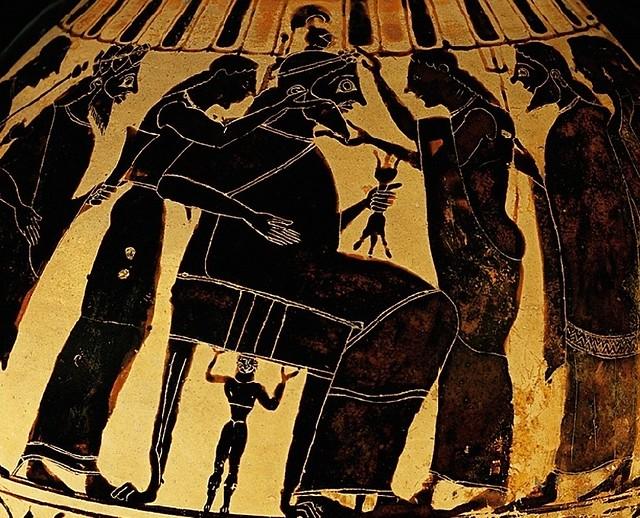 -0555 El nacimiento de Atenea