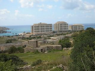 Bunker della seconda guerra mondiale a Malta