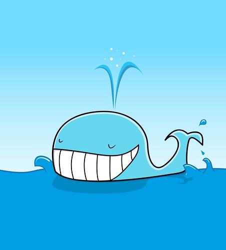 Illustrator whale | by Stiff lol