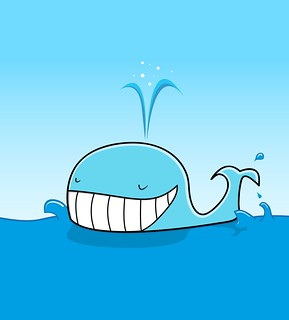 Illustrator whale | by Stiff lol