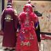 Tradiční korejský svatební obřad, foto: Renata Steinmetzová