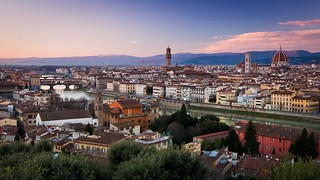 Florence from the Top | by Benson Kua