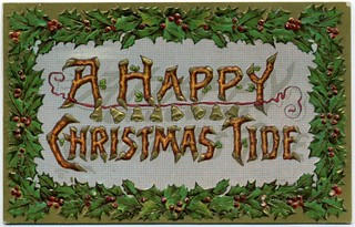 A Happy Christmas Tide
