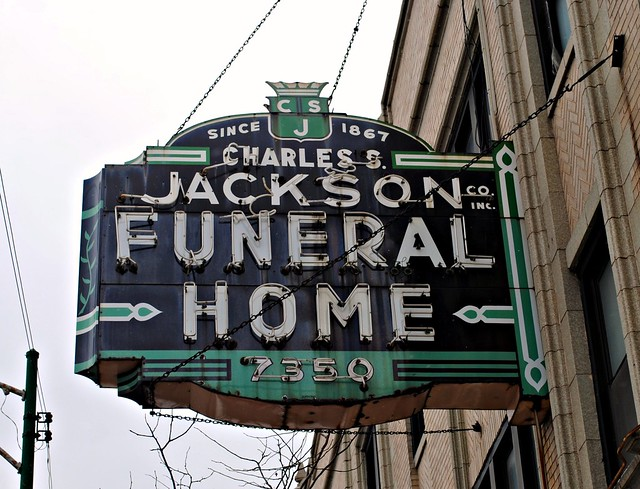 Charles S. Jackson Funeral Home, Chicago
