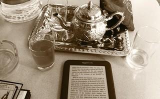 Tea and Kindle | by preetamrai