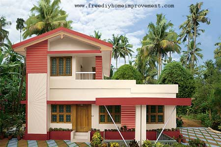 Home Exterior Wall Paint Color Scheme And Color Combinatio Flickr