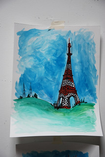 if the Sutro Tower was in Paris | by Agathe FP
