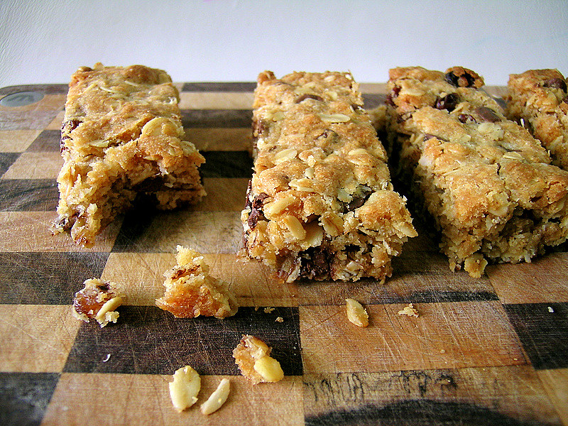 Betty Crocker Cookie-Based Muesli Bars