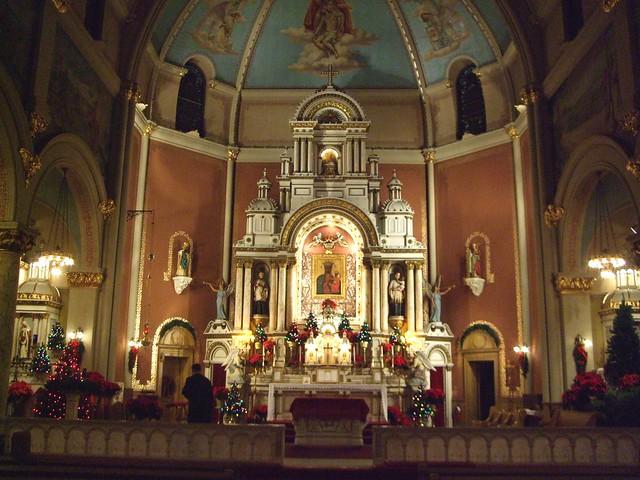 St. Josaphat Catholic Church, Detroit, MI