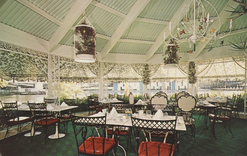 Creighton S Restaurant Fort Lauderdale Florida View Of