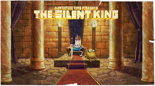 """The Silent King"" Title Card 