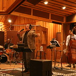 Thu, 13/01/2011 - 8:11pm - Kurt Elling and his amazing band in a private show for WFUV Members at Avatar Studios in Manhattan. Interview by Rita Houston. Photo by Laura Fedele