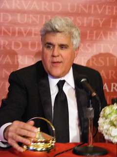 Jay Leno - Hasty Pudding 2011 Man of the Year | by WEBN-TV
