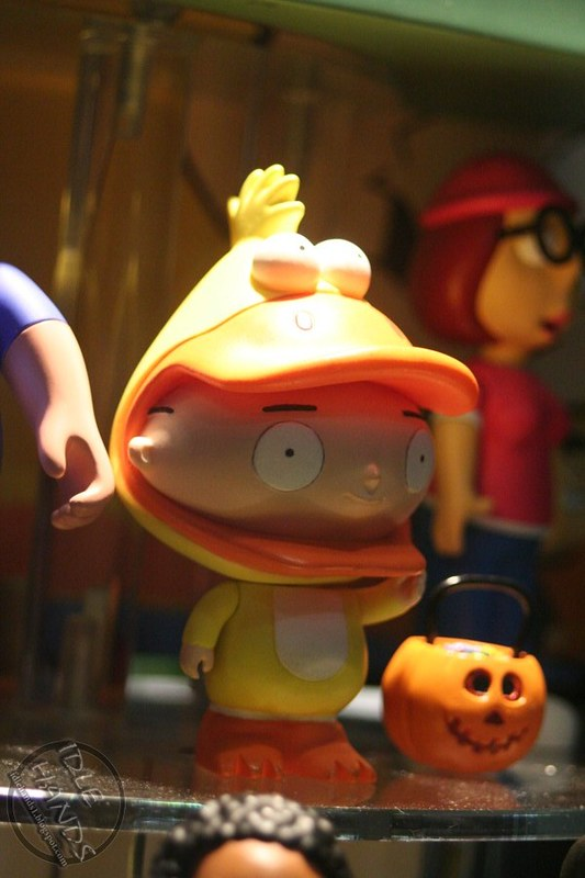 Playmates: Family Guy: Duckie Costume Stewie