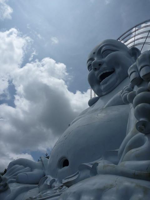 Giant Buddha near Da Lat, Vietnam
