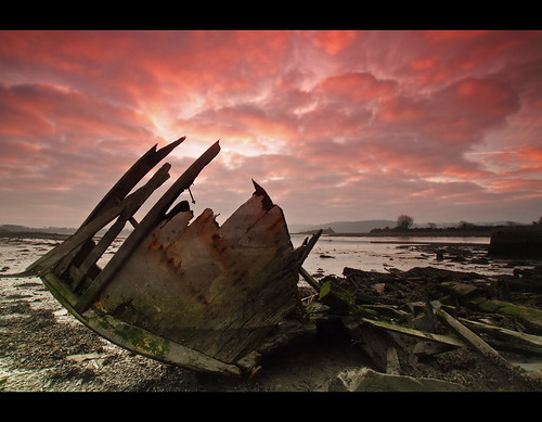 ocean ireland sea brown seascape beach sunrise island dawn boat sand rocks ship cork shipwreck wreck oceanscape carrigtwohill brownisland