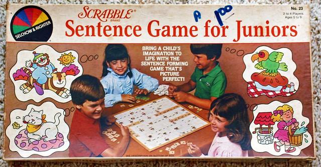 Sentence Game