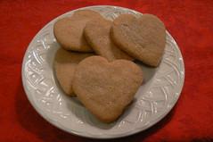 Mild Peanut Butter Cookies