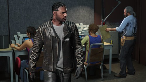 Grand Theft Auto Online Bikers 4 | by PlayStation.Blog